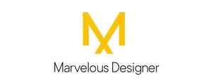 logo marvelous designer